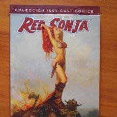 Cómics: RED SONJA - RELATOS SALVAJES - COLECCION 100% CULT COMICS - PANINI (GC). Lote 204636828