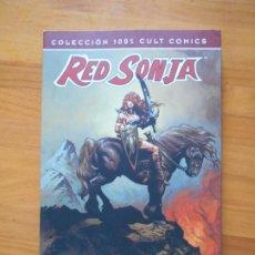 Cómics: RED SONJA - VIAJES - COLECCION 100% CULT COMICS - PANINI (GC). Lote 204636957