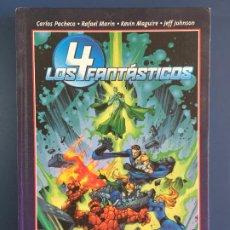Cómics: BEST OF MARVEL ESSENTIALS - LOS 4 FANTASTICOS NÚMERO 3 - PACHECO - PANNINI. Lote 204720556