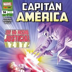 Cómics: CAPITAN AMERICA 14 - PANINI / MARVEL GRAPA / NOVEDAD. Lote 204739181