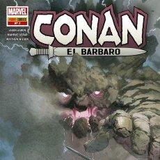 Cómics: CONAN EL BARBARO 7 - PANINI / MARVEL GRAPA / NOVEDAD. Lote 204739246