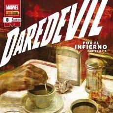 Cómics: DAREDEVIL 8 - PANINI / MARVEL GRAPA / NOVEDAD. Lote 204739293