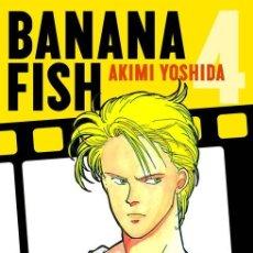 Cómics: BANANA FISH 4 - PANINI / MANGA. Lote 204743701