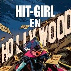 Cómics: HIT GIRL EN HOLLYWOOD - PANINI / IMAGE / TAPA DURA. Lote 204744183