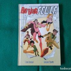Cómics: BIG BANG POWER - PEPE CALDERAS - RODRIGO VERDÚN - PANINI CÓMICS - AÑO 2013. Lote 204769512