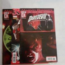 Cómics: 3 COMICS DAREDEVIL. N° 34, 35, 36. MARVEL. PANINI.. Lote 205051626