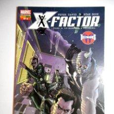 Comics : X-FACTOR Nº 4 : DIEZMADOS. Lote 205086698