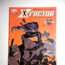 Comics : X-FACTOR Nº 3 : DIEZMADOS. Lote 205086786