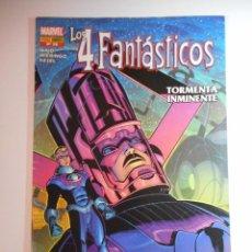 Comics : LOS 4 FANTÁSTICOS Nº 28 : TORMENTA INMINENTE 1. Lote 205087507