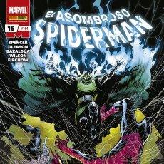 Cómics: ASOMBROSO SPIDERMAN 15 - PANINI / MARVEL GRAPA / NOVEDAD. Lote 205094475