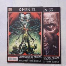 Cómics: 2 COMICS XMEN. N° 32 Y 33. MARVEL. PANINI.. Lote 205121633