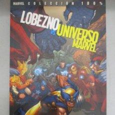 Cómics: LOBEZNO VERSUS UNIVERSO MARVEL - COLECCION 100% - MARVEL / PANINI. Lote 205161001