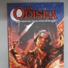 Cómics: LA ODISEA / HOMERO / ROY THOMAS / CLASICOS ILUSTRADOS / MARVEL PANINI. Lote 205162692