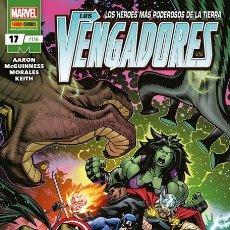 Cómics: LOS VENGADORES 17. Lote 277085728