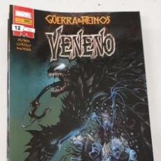 Comics : VENENO VOL 2 Nº 22 / 12 / MARVEL - PANINI. Lote 205374108