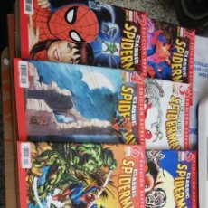 Cómics: CLASSIC SPIDERMAN. COLECCION COMPLETA PANINI. 10 NUMEROS. SPIDER-MAN.. Lote 205444696