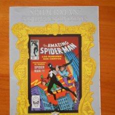 Cómics: SPIDERMAN - LOS IMPRESCINDIBLES Nº 1 - TOM DEFALCO, ROGER STERN (MAYO 1984) - MARVEL - PANINI (M1). Lote 205522001