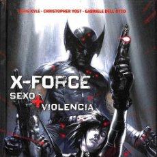 Cómics: X FORCE SEXO Y VIOLENCIA. Lote 205525911