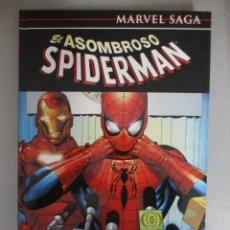 Cómics: ASOMBROSO SPIDERMAN / MARVEL SAGA Nº 11 / CIVIL WAR / PANINI / MUY BUEN ESTADO. Lote 205528595