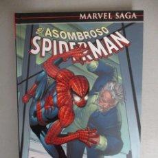 Cómics: ASOMBROSO SPIDERMAN / MARVEL SAGA Nº 5 / EL LIBRO DE EZEQUIEL / PANINI / MUY BUEN ESTADO. Lote 205529050