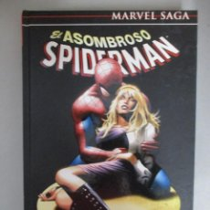 Cómics: ASOMBROSO SPIDERMAN / MARVEL SAGA Nº 7 / A FLOR DE PIEL / PANINI / MUY BUEN ESTADO. Lote 205529302