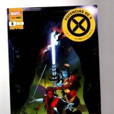 Cómics: POTENCIAS DE X 3 - PANINI / MARVEL GRAPA ESPECIAL. Lote 205529963
