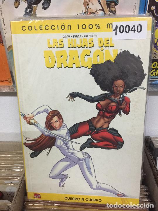PANINI COLECCION 100% LAS HIJAS DEL DRAGON - CUERPO A CUERPO NORMAL ESTADO (Tebeos y Comics - Panini - Marvel Comic)