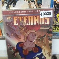 Cómics: PANINI COLECCION 100% LOS ETERNOS - MATAR A UN DIOS BUEN ESTADO. Lote 205536742