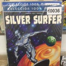 Cómics: PANINI COLECCION 100% SILVER SURFER - COMUNION BUEN ESTADO. Lote 205536948
