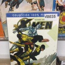 Cómics: PANINI COLECCION 100% X-MEN - PRIMERA CLASE BUEN ESTADO. Lote 205537005