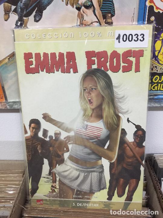 PANINI COLECCION 100% EMMA FROST - DESPERTAR BUEN ESTADO (Tebeos y Comics - Panini - Marvel Comic)
