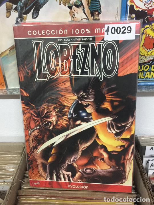 PANINI COLECCION 100% LOBEZNO - EVOLUCION BUEN ESTADO (Tebeos y Comics - Panini - Marvel Comic)