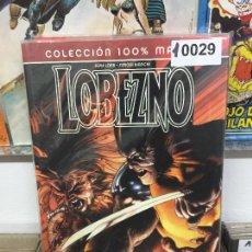 Cómics: PANINI COLECCION 100% LOBEZNO - EVOLUCION BUEN ESTADO. Lote 205538365