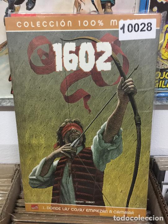 PANINI COLECCION 100% 1602 - DONDE LAS COSAS EMPIEZAN A CANVIAR BUEN ESTADO (Tebeos y Comics - Panini - Marvel Comic)