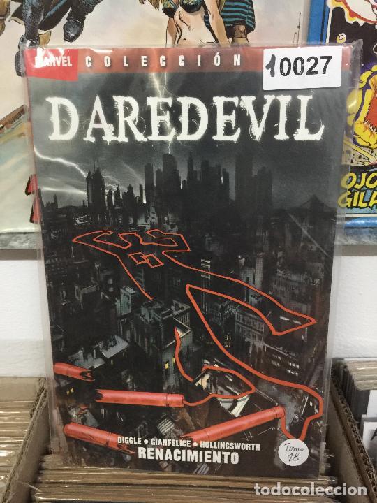 PANINI COLECCION 100% DAREDEVIL - RENACIMIENTO BUEN ESTADO (Tebeos y Comics - Panini - Marvel Comic)