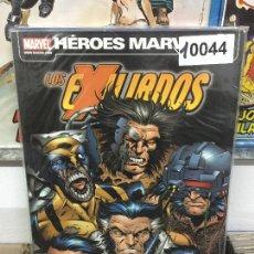 Cómics: PANINI HEROES MARVEL NUMERO 17 - LOS NUEVOS EXILIADOS BUEN ESTADO. Lote 205538735
