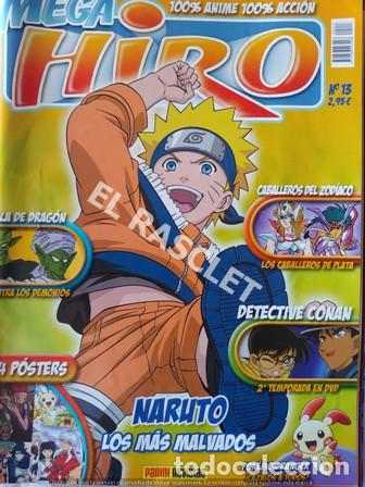 ANTIGÜA REVISTA MEGA HERO Nº 13 DE PANINI (Tebeos y Comics - Panini - Otros)