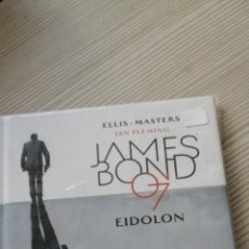 Cómics: COMIC JAMES BOND EIDOLON. Lote 205728261