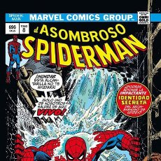 Cómics: MARVEL GOLD - EL ASOMBRO SPIDERMAN TOMO 8. Lote 205845308