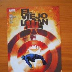 Cómics: LOBEZNO VOLUMEN 5 Nº 67 - EL VIEJO LOGAN - MARVEL - PANINI (L1). Lote 205899641