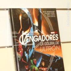 Cómics: LOS VENGADORES LA COLERA DE ULTRON - PANINI. Lote 206120866