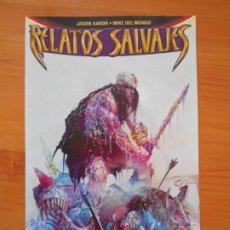 Cómics: RELATOS SALVAJES Nº 5 - SECRET WARS - MARVEL - PANINI (FS). Lote 206125453