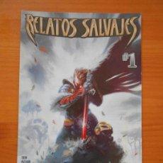 Cómics: RELATOS SALVAJES Nº 12 - MARVEL - PANINI (FS). Lote 206125577