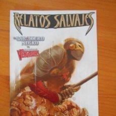 Cómics: RELATOS SALVAJES Nº 13 - MARVEL - PANINI (FS). Lote 206125738