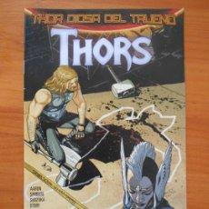 Cómics: THOR VOLUMEN 5 Nº 55 - DIOSA DEL TRUENO - THORS - SECRET WARS - MARVEL - PANINI (FS). Lote 206125872
