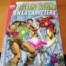 Cómics: IRON MAN EN LA CARRETERA. Lote 206134267