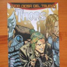 Cómics: THOR VOLUMEN 5 Nº 56 - DIOSA DEL TRUENO - THORS - SECRET WARS - MARVEL - PANINI (FS). Lote 206214828