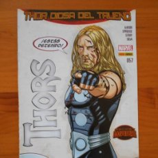Cómics: THOR VOLUMEN 5 Nº 57 - DIOSA DEL TRUENO - THORS - SECRET WARS - MARVEL - PANINI (FS). Lote 206215066
