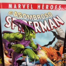 Cómics: MARVEL HEROES,ELASOMBROSO SPIDERMAN,EL SUPERHÉROE CÓSMICO NO MUTANTE, EDITORIAL PANINI.. Lote 206258876