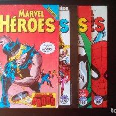 Cómics: MARVEL HEROES - CONTROL DE DAÑOS. Lote 206259326